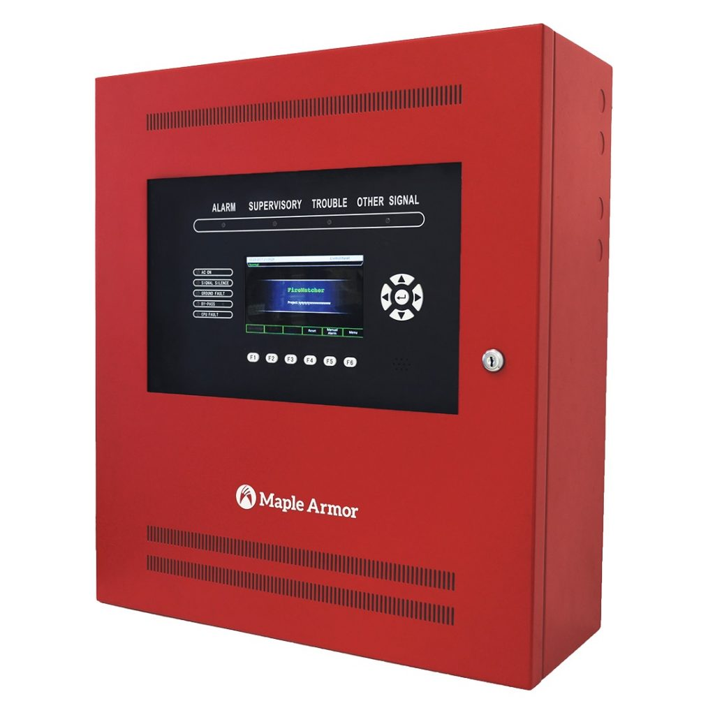 Addressable Fire Alarm Control Panel