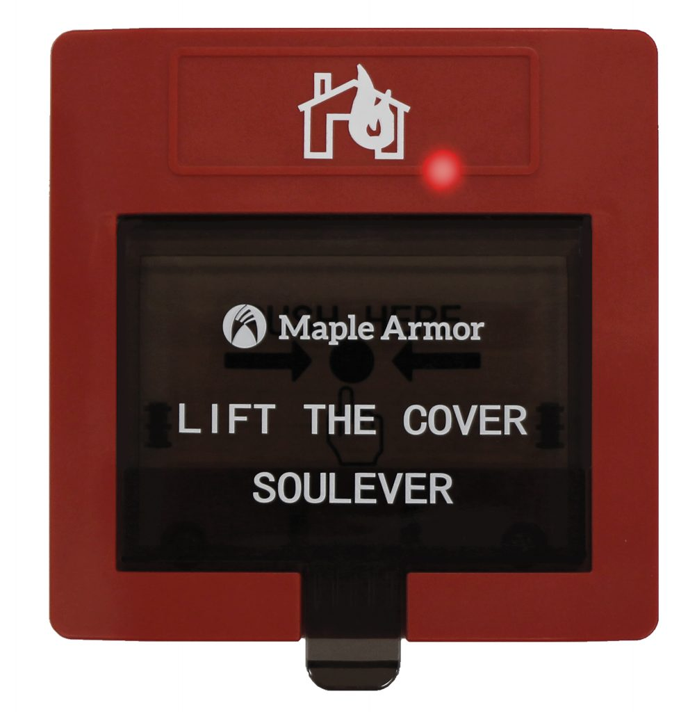 Fire Alarm Manual Pull Station FW722