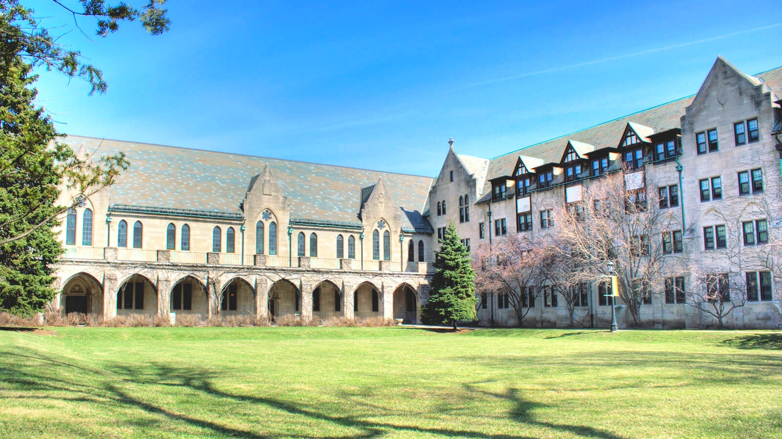 Dominican University College Fire Protection System